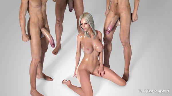 porn Tara assignment 3d