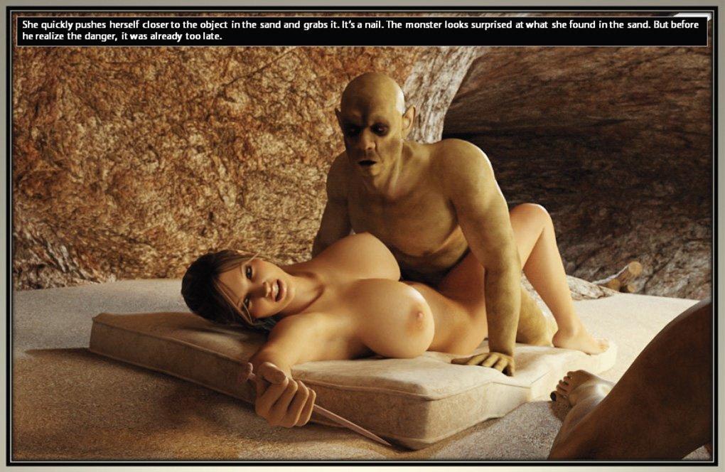 Tomb raider 3d porn