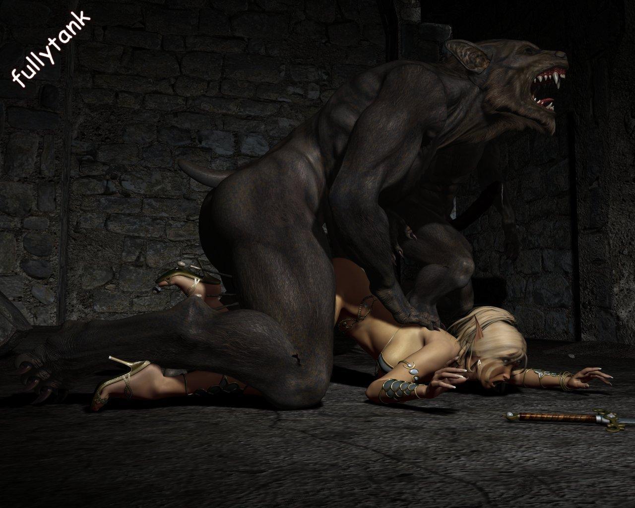 Werewolves pics xxx nackt pic