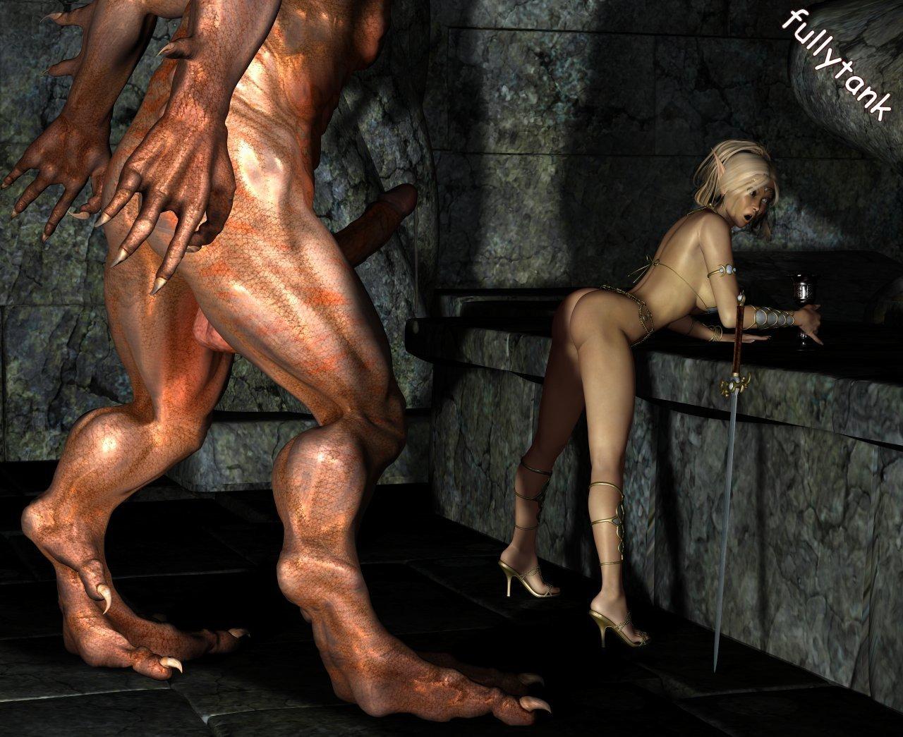 мульт порно онлайн с чудовищами