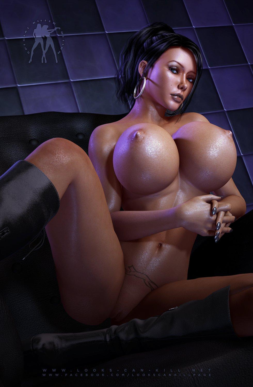 3d henti porn