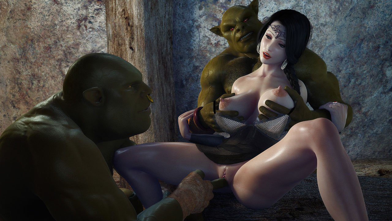 Fiona and the ogre cartoon pornography pornos pics