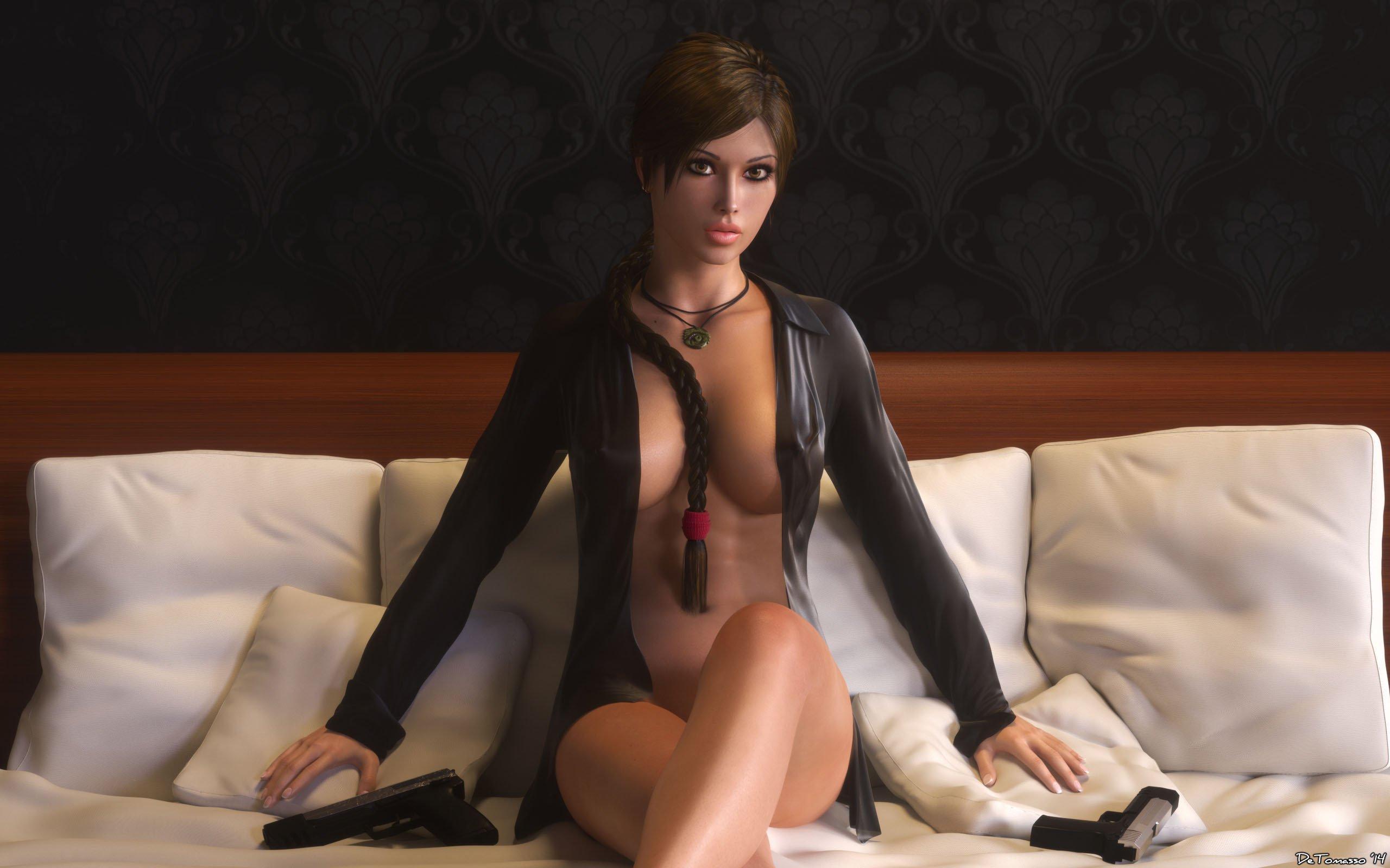 Lara croft 3d erotic xxx images