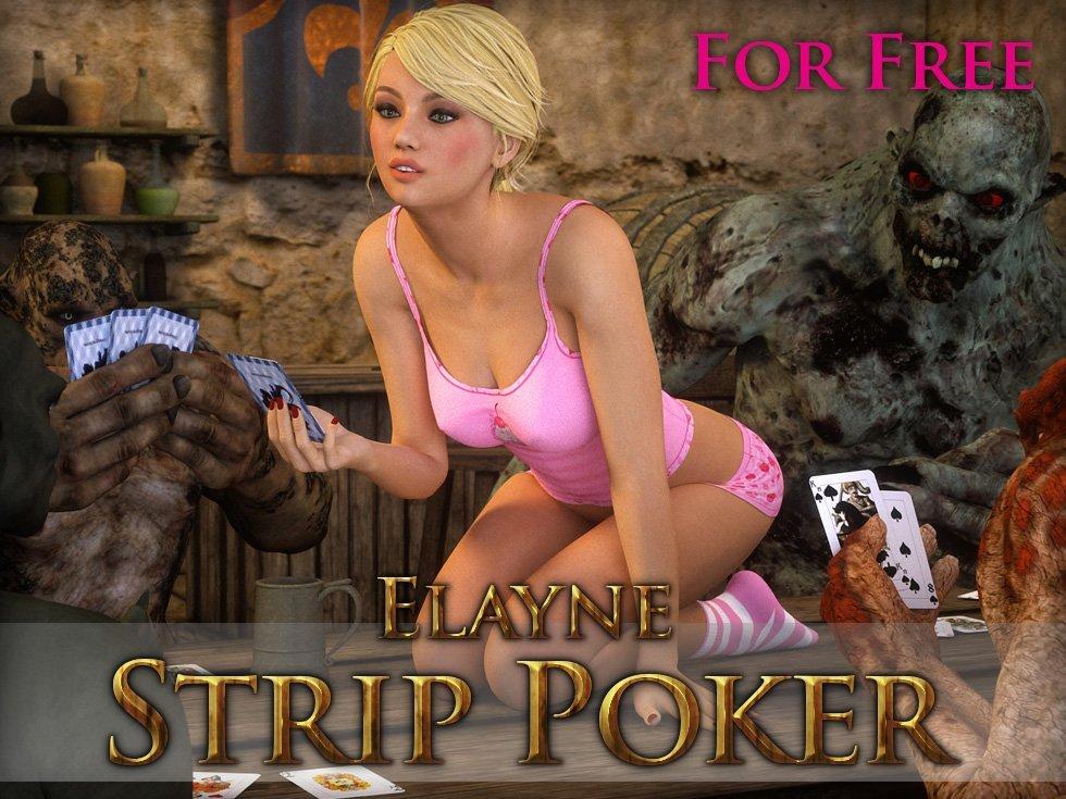 Sexy 3d stripper