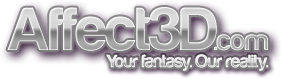 Affect3D.com the place for 3DX, 3D Erotica, hot sexy 3D Girls, 3D Porn and Hentai