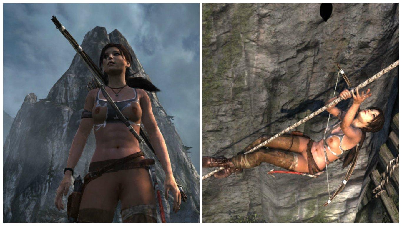 Lara Croft Porn Video 33