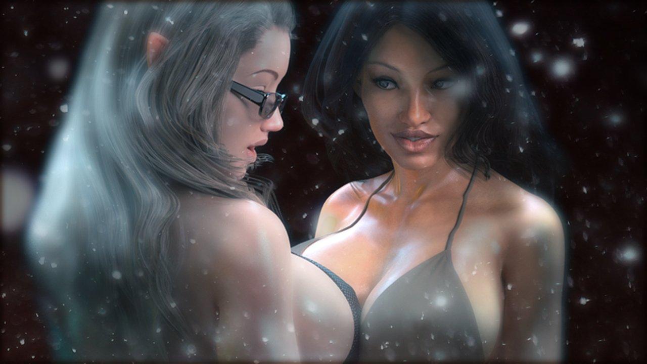 Interview With A Dickgirl Beautiful featured artist interview: db-spencer - affect3d