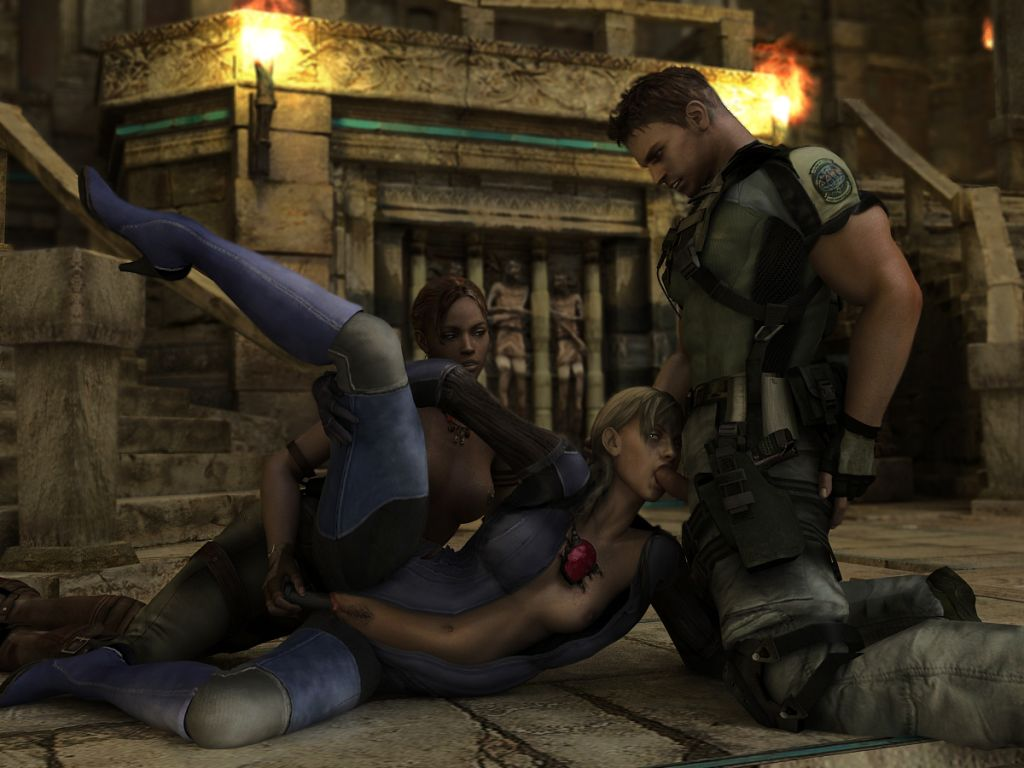jill-sheva-chris-redfield