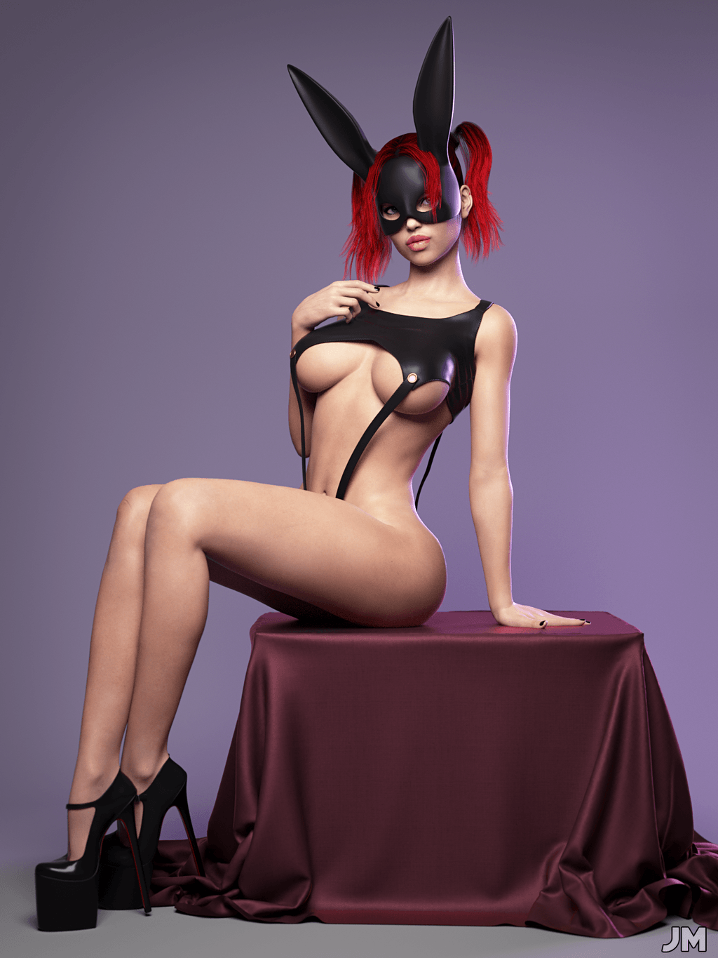 sexual_bunny_by_javiermicheal-dagal5s