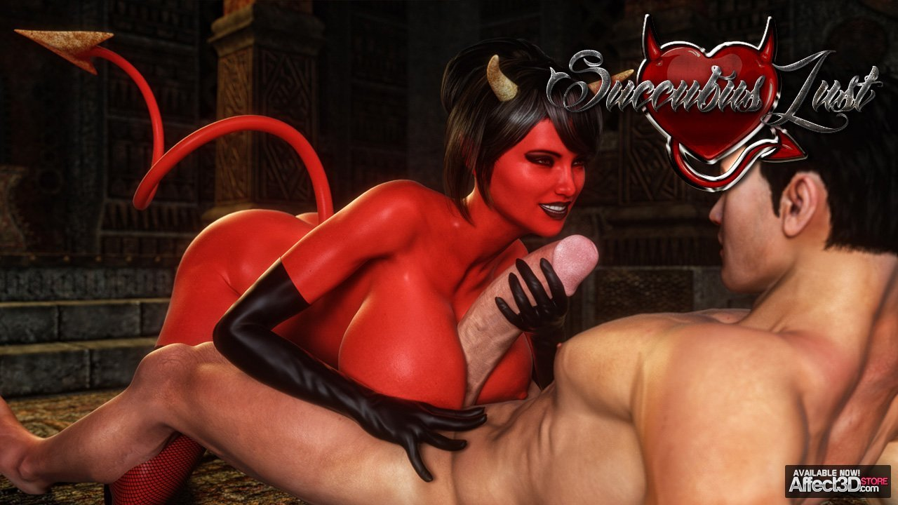 NEW Store Release – Succubus Lust