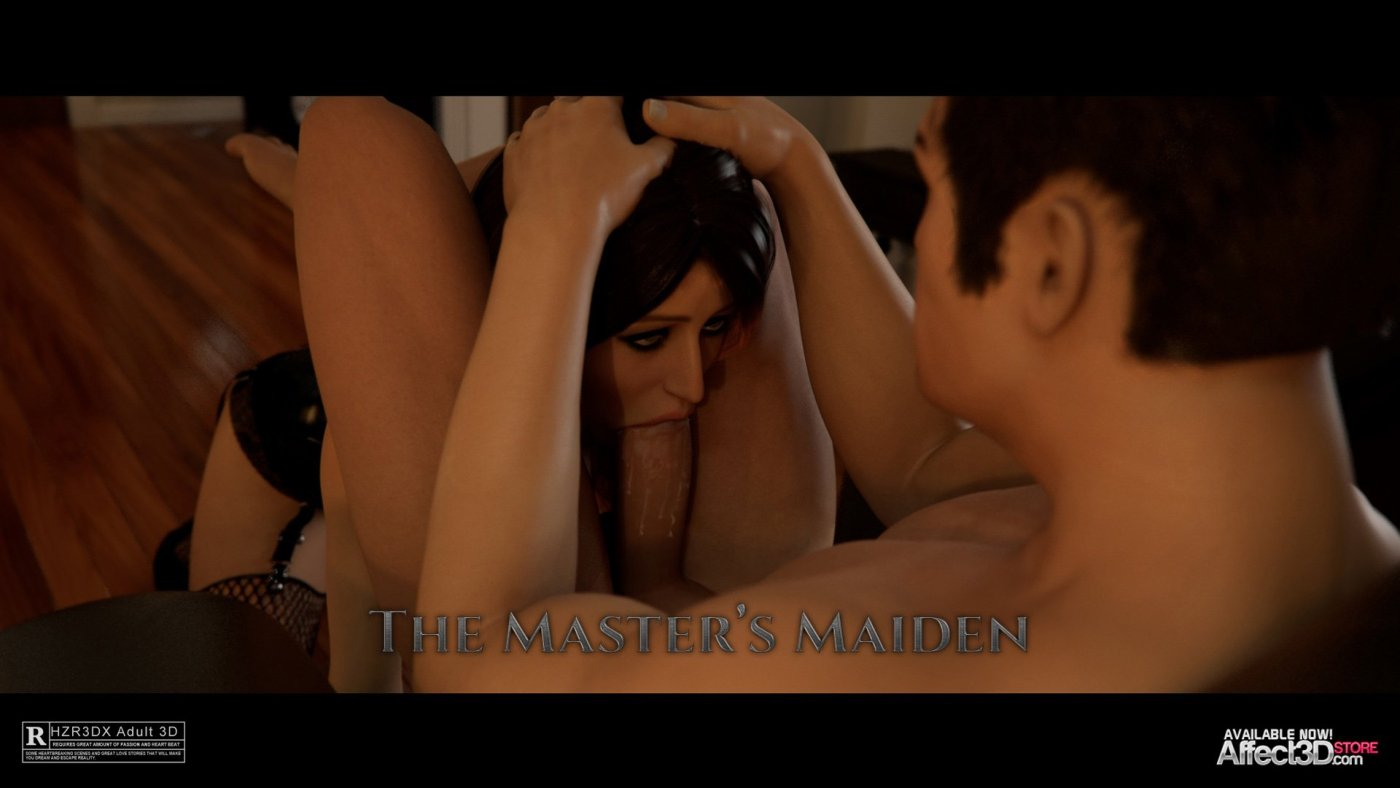 The Master's Maiden – Available Now!