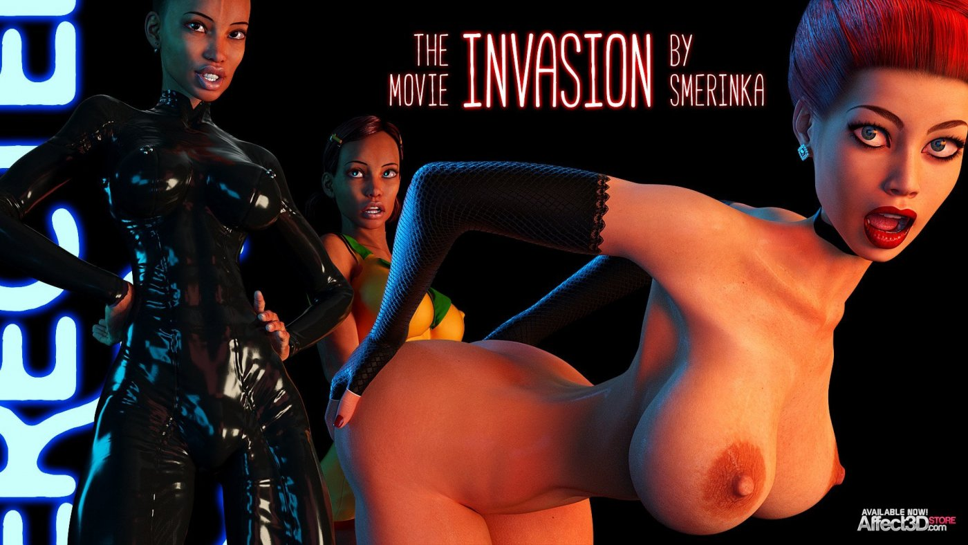 Smerinka's Invasion – Available Now!