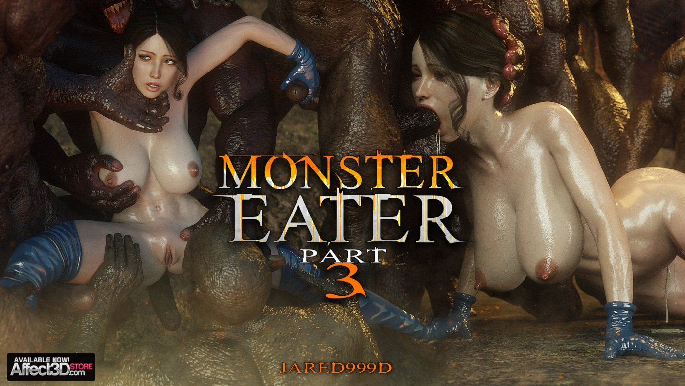 Monster Eater 3 – Available Now!