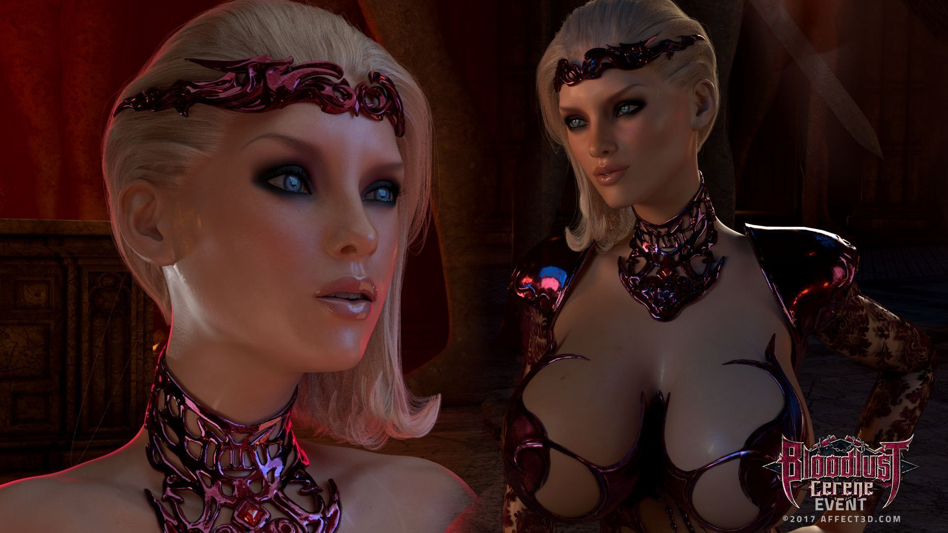 Interview With A Dickgirl Beautiful bloodlust - affect3d