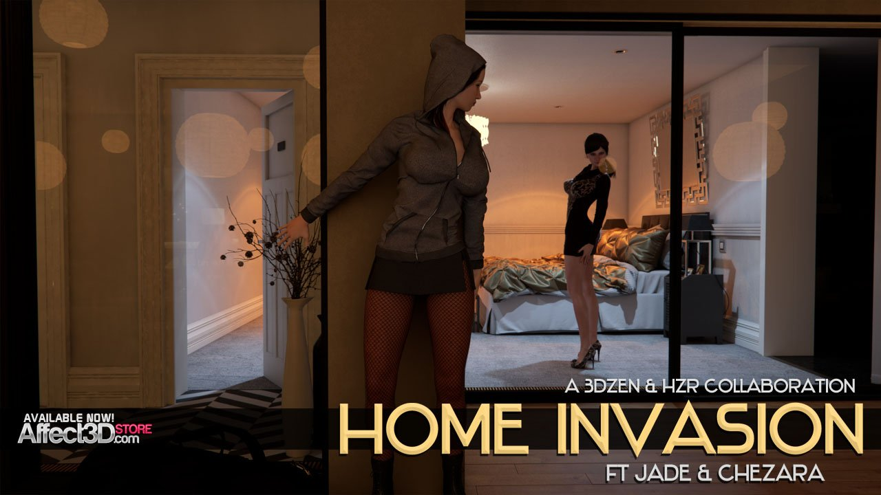 Home Invasion – Available Now!