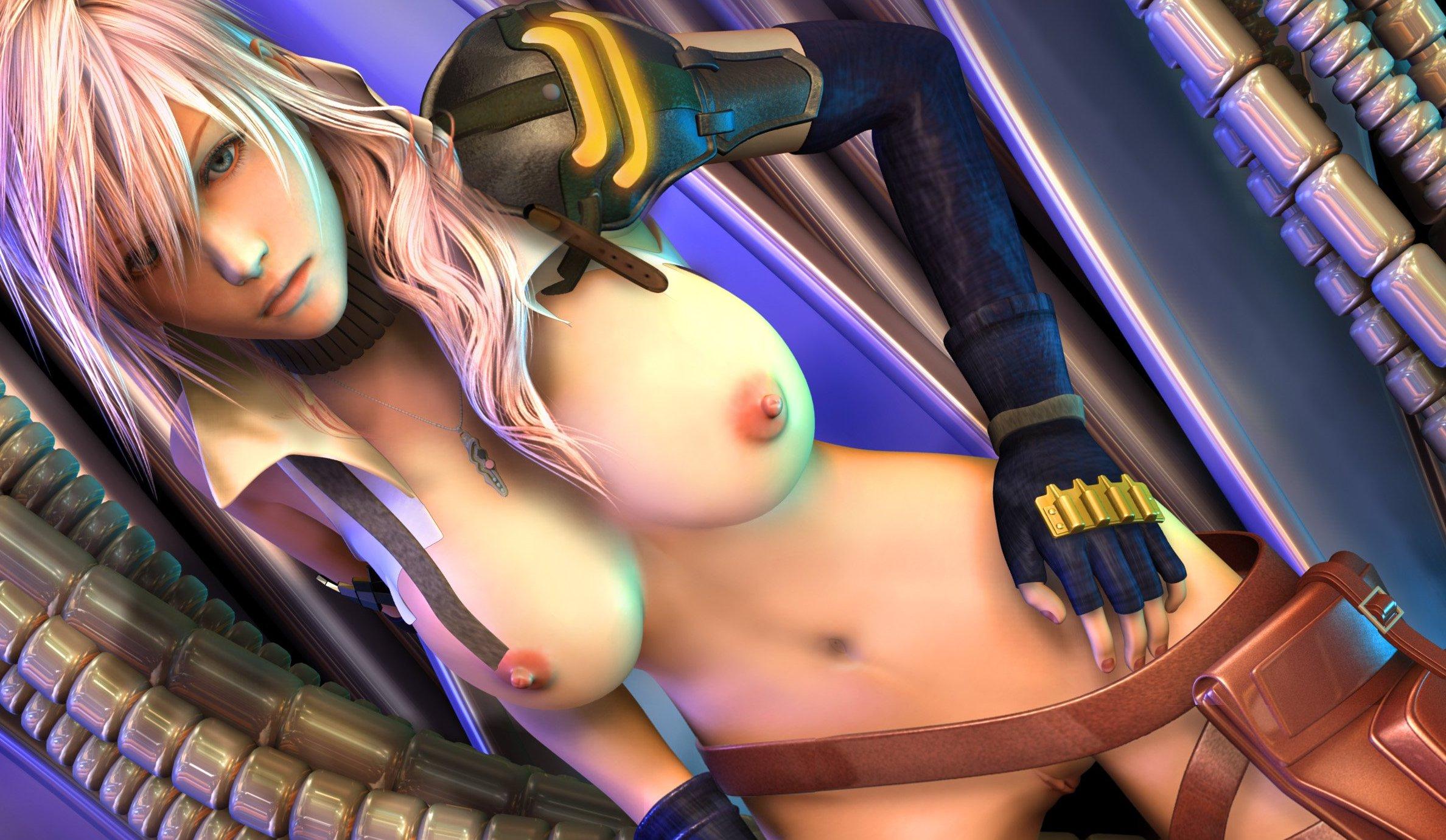 Mine Final fantasy cgi sex animation consider, that