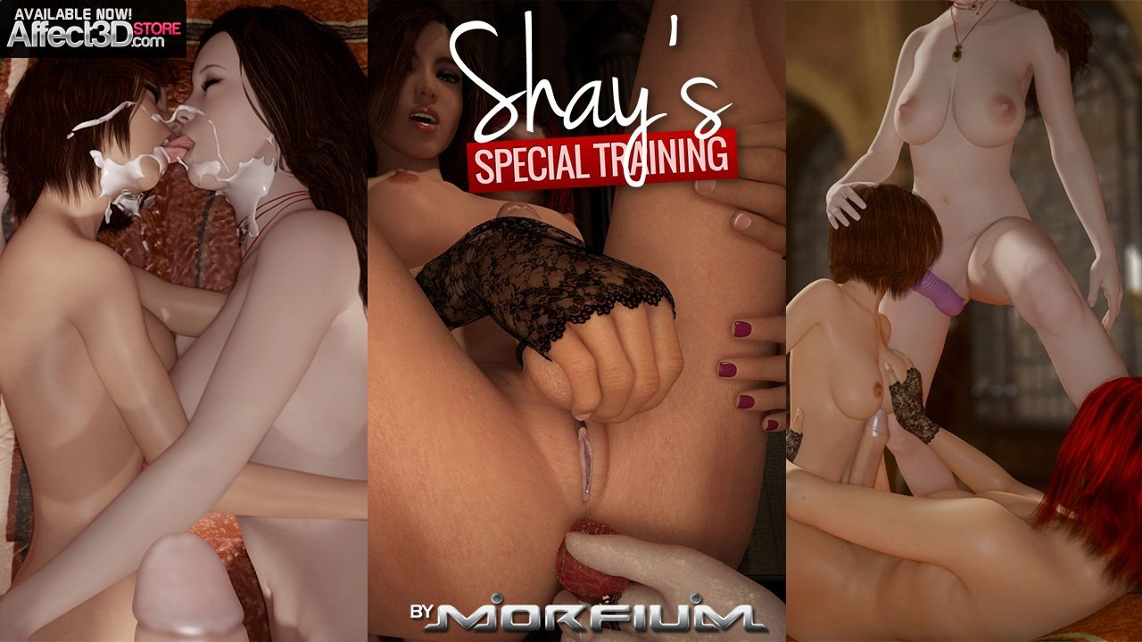 Shay's Special Training – Available Now!