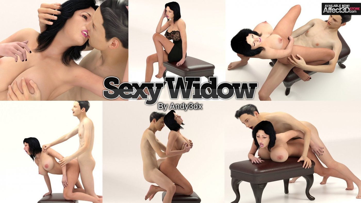 Sexy Widow – Available Now!