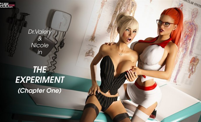The Experiment chapter 1 by Miki3DX