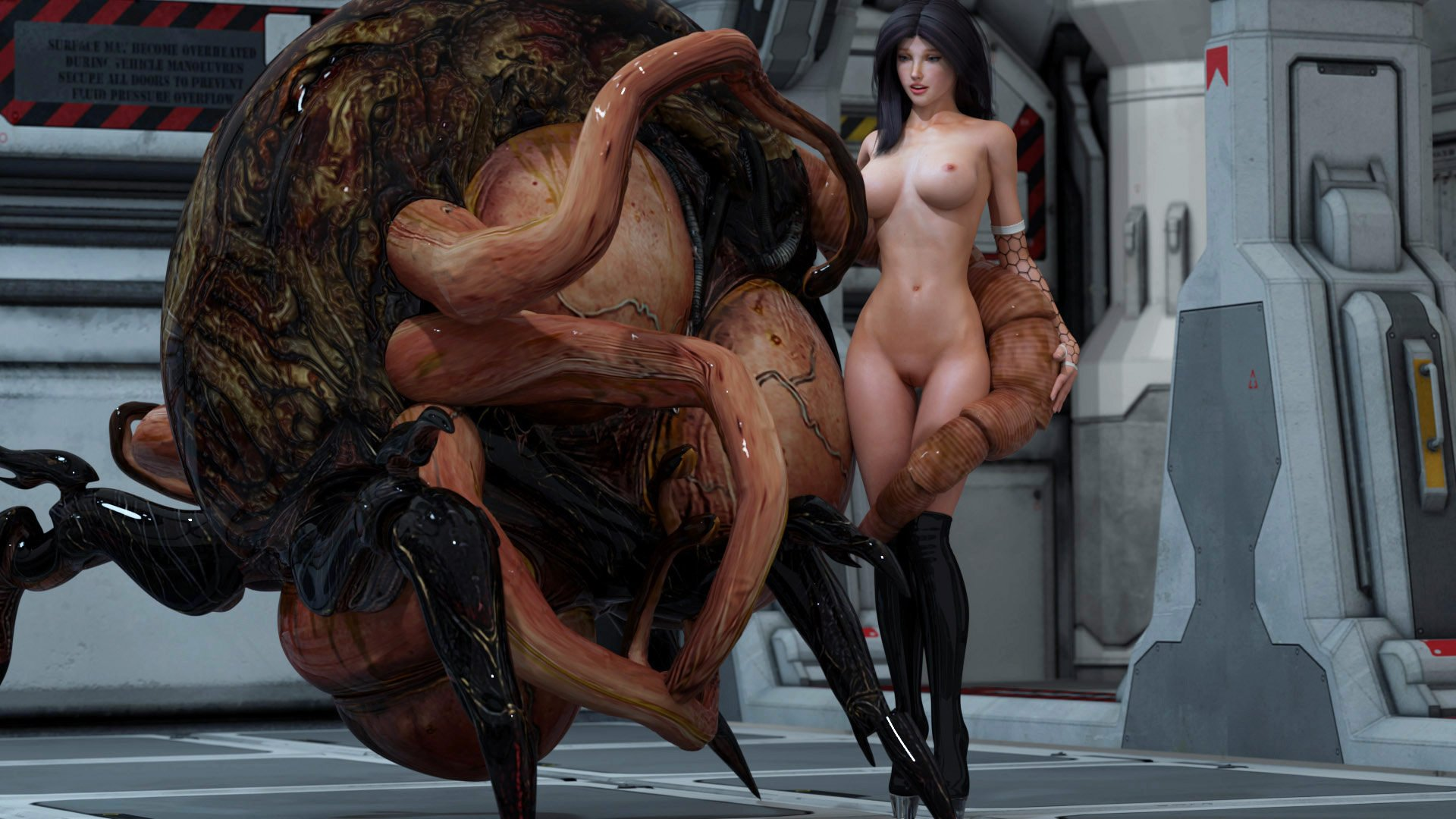 image 3d monster gay what makes him even hotter
