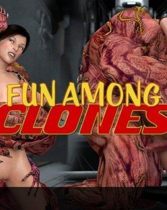 Insane3D's Fun Among Clones