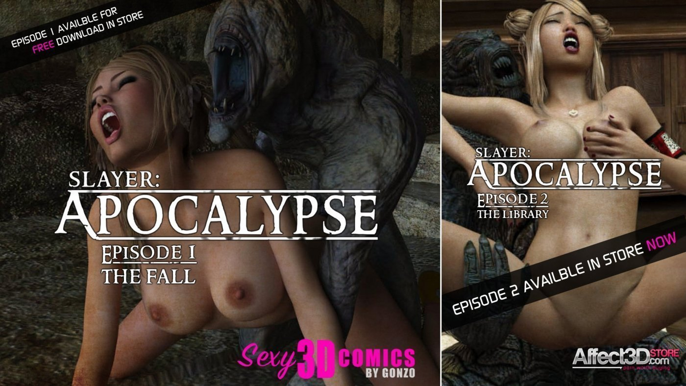 Slayer: Apocalypse Episodes 1 and 2 — Free Download!