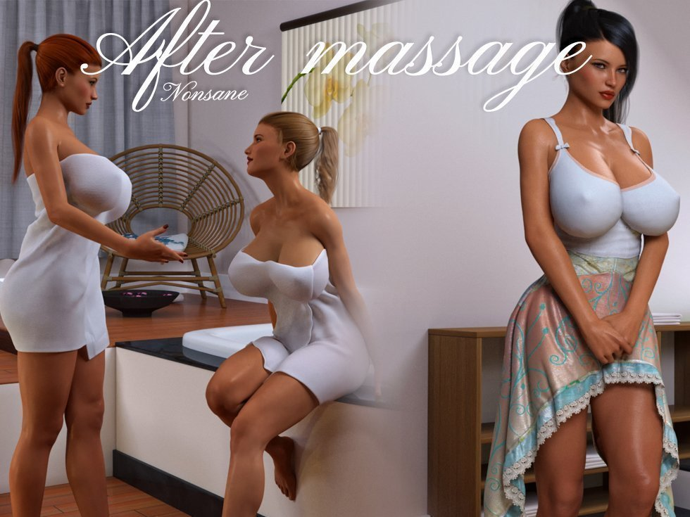 NEW Double Store Release – After Massage and Vicky's Playtime