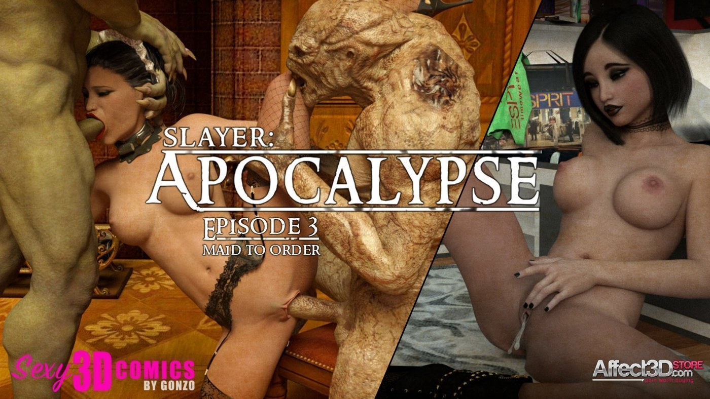Slayer: Apocalypse Episode 3