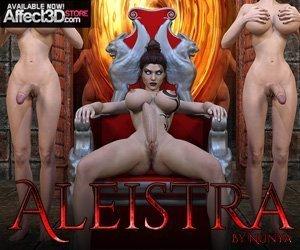 Aleistra by Nunya