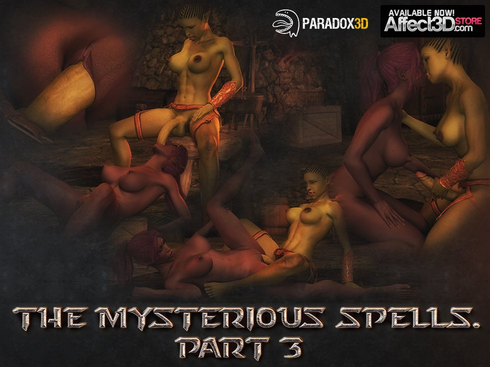 New Releases! Untold Stories and The Mysterious Spells Part 3