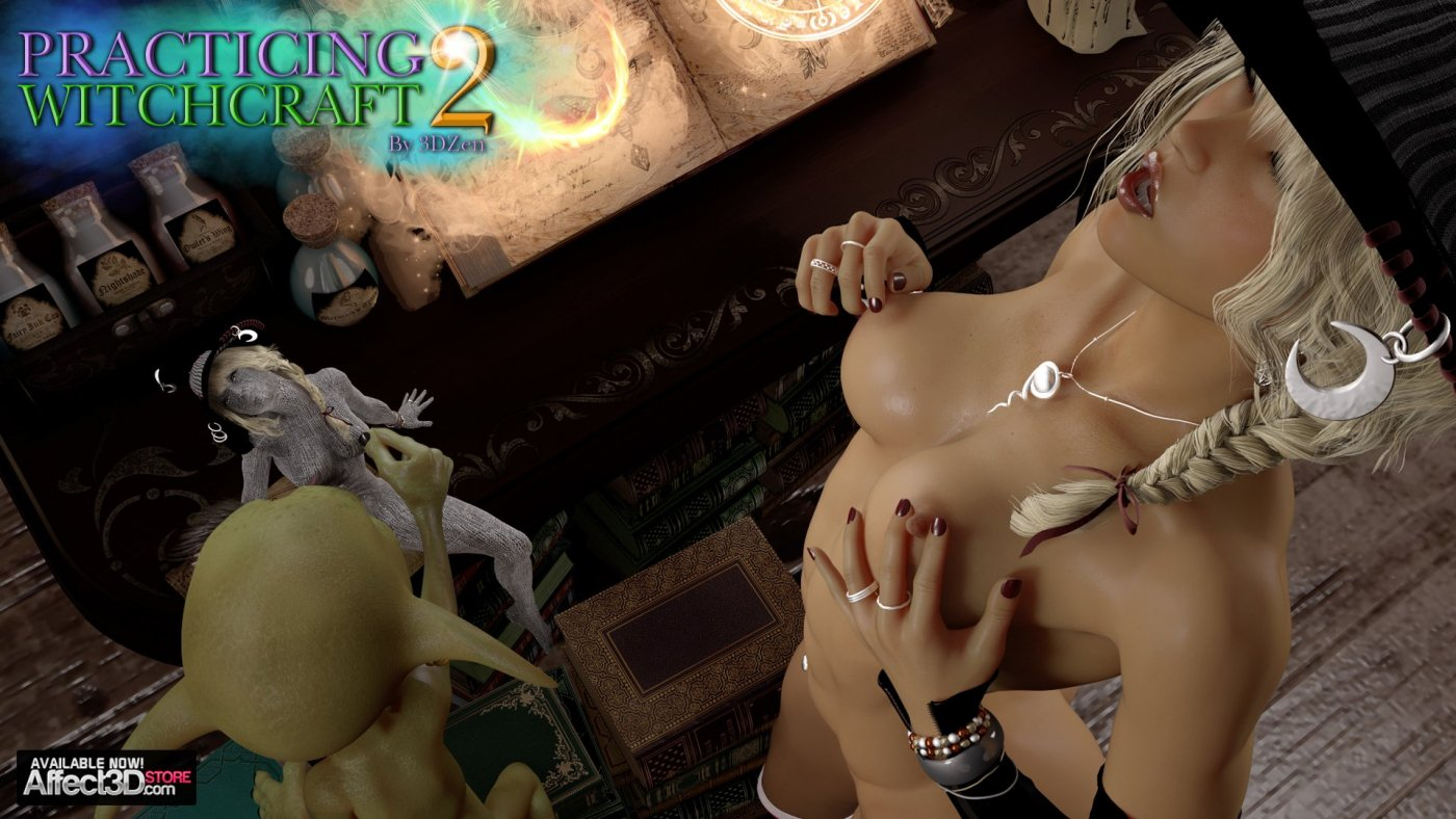 New Release! Practicing Witchcraft 2 by 3DZen