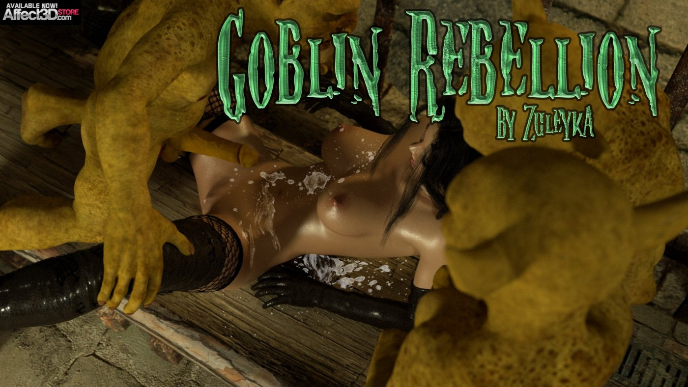 Goblin Rebellion Available in The Store Now!