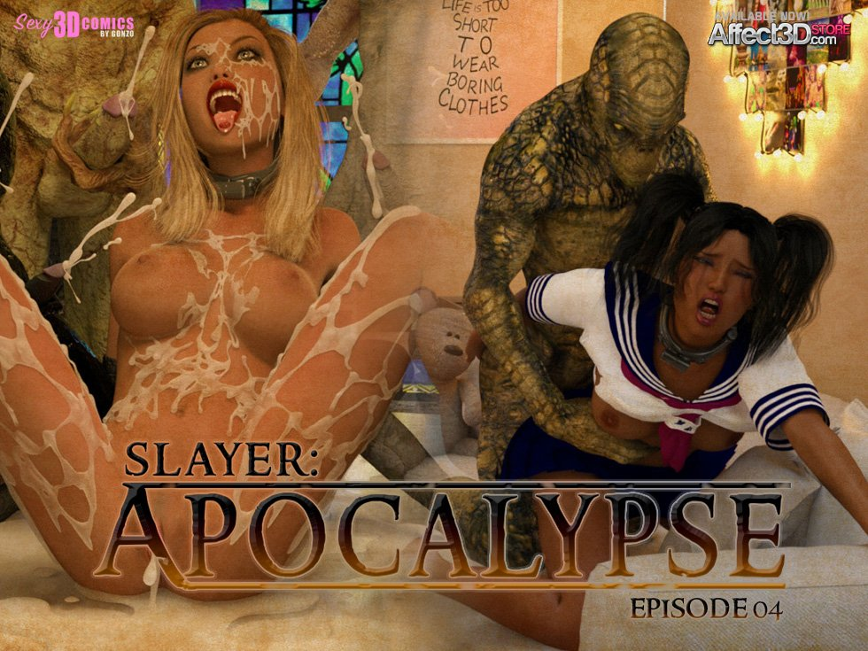 Slayer Apocolypse Episode 4
