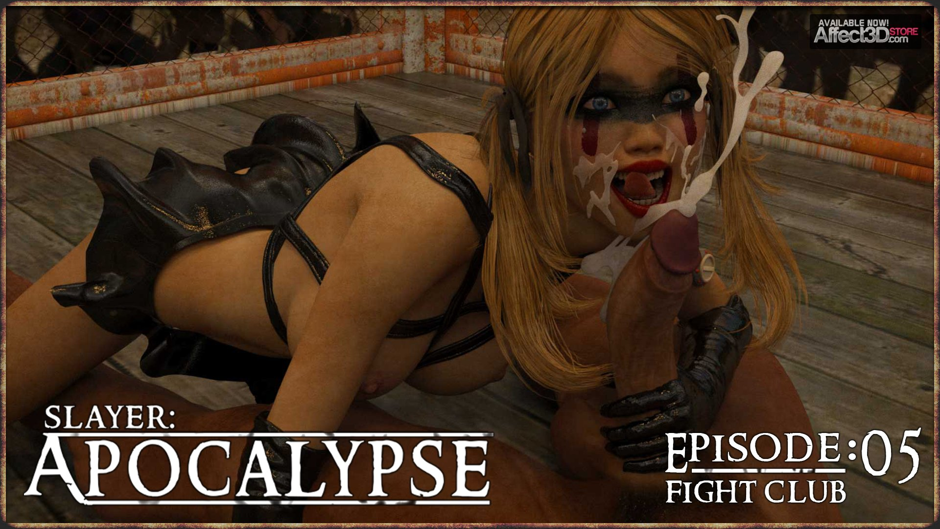New Releases: Futa Dream, Slayer: Apocalypse 05, and Nocturnal Invasions
