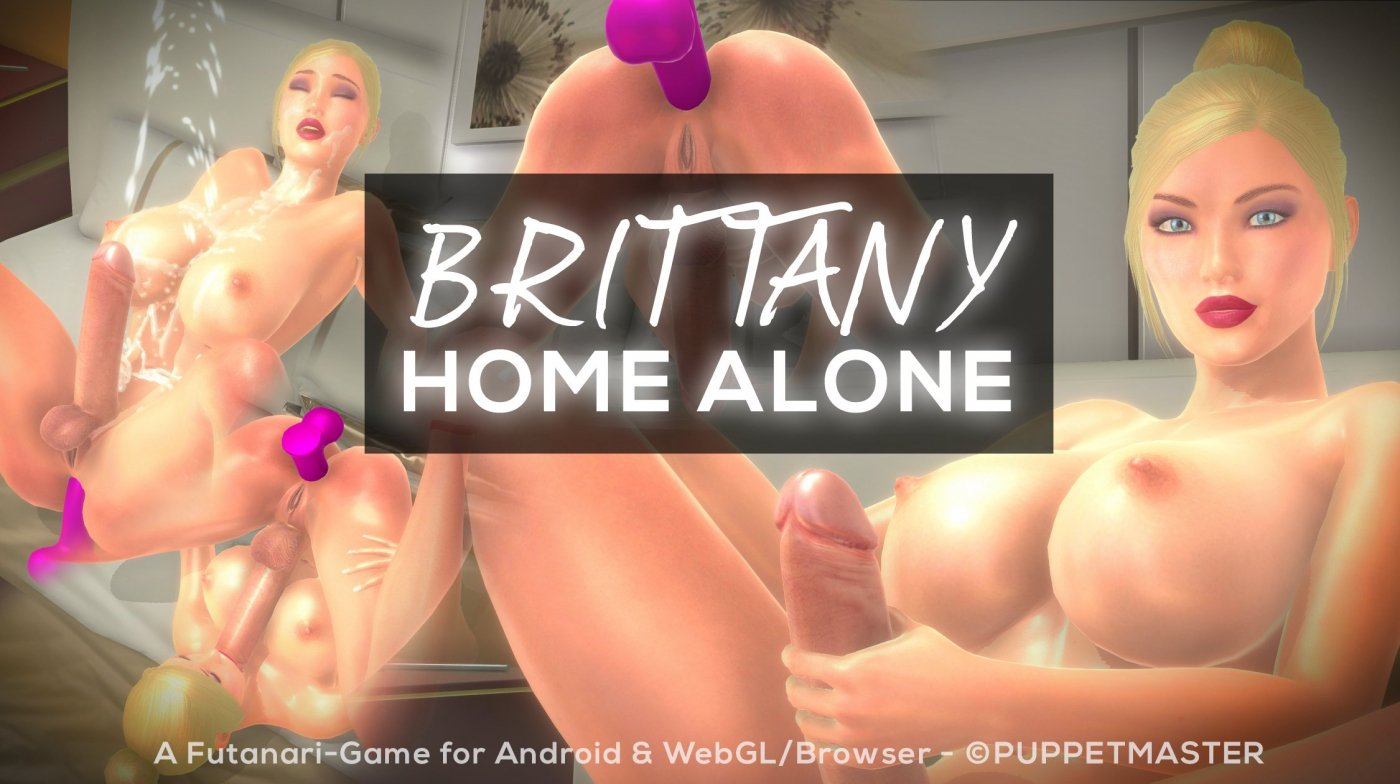 Brittany Home Alone Update! Watch the new trailer!