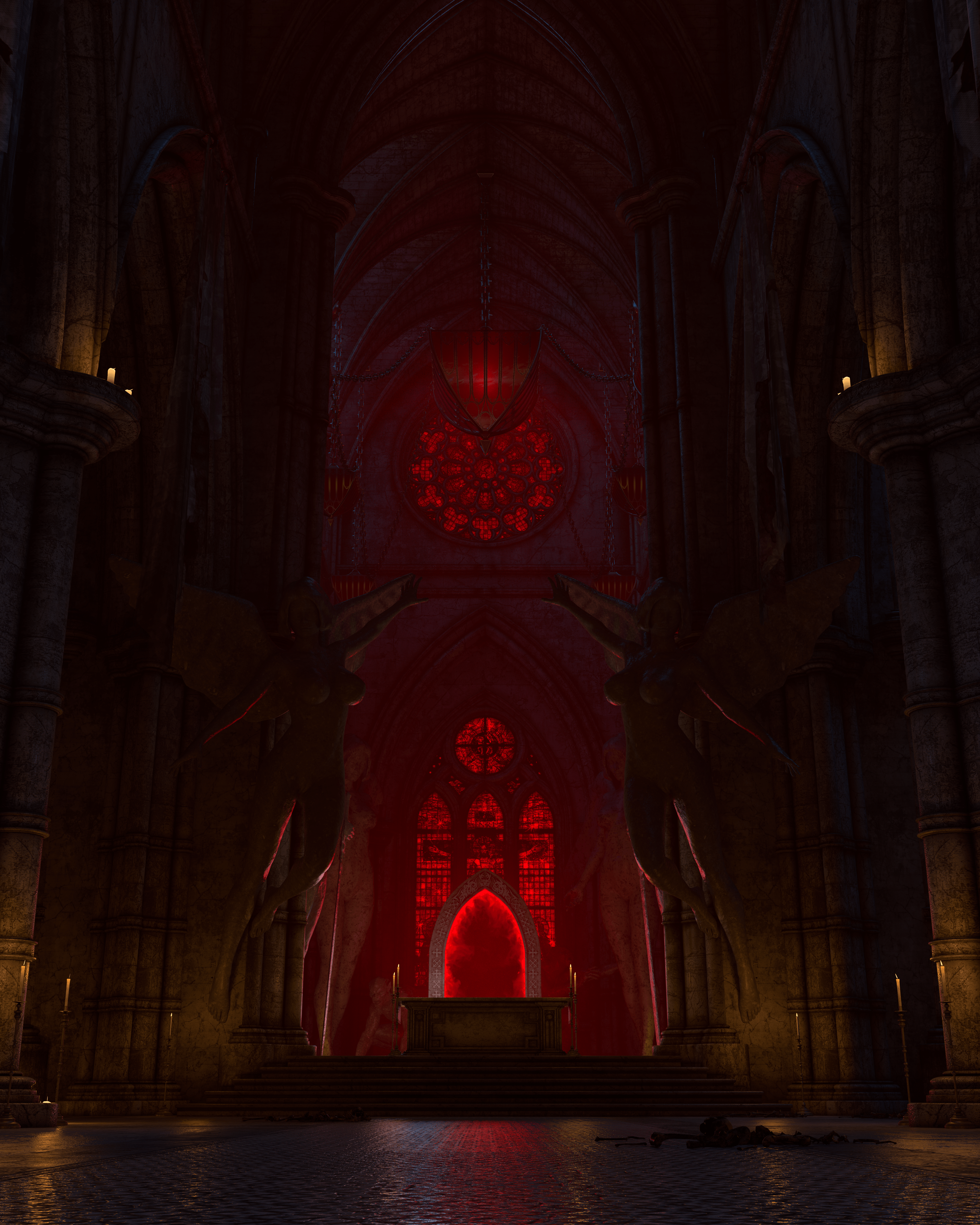 The Setting of Bloodlust: Cerene - Royal Descent