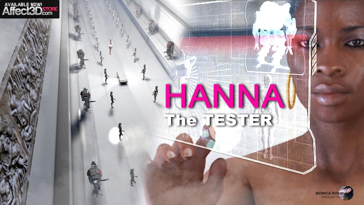 Hanna the Tester – Now Available! Watch the Trailer!