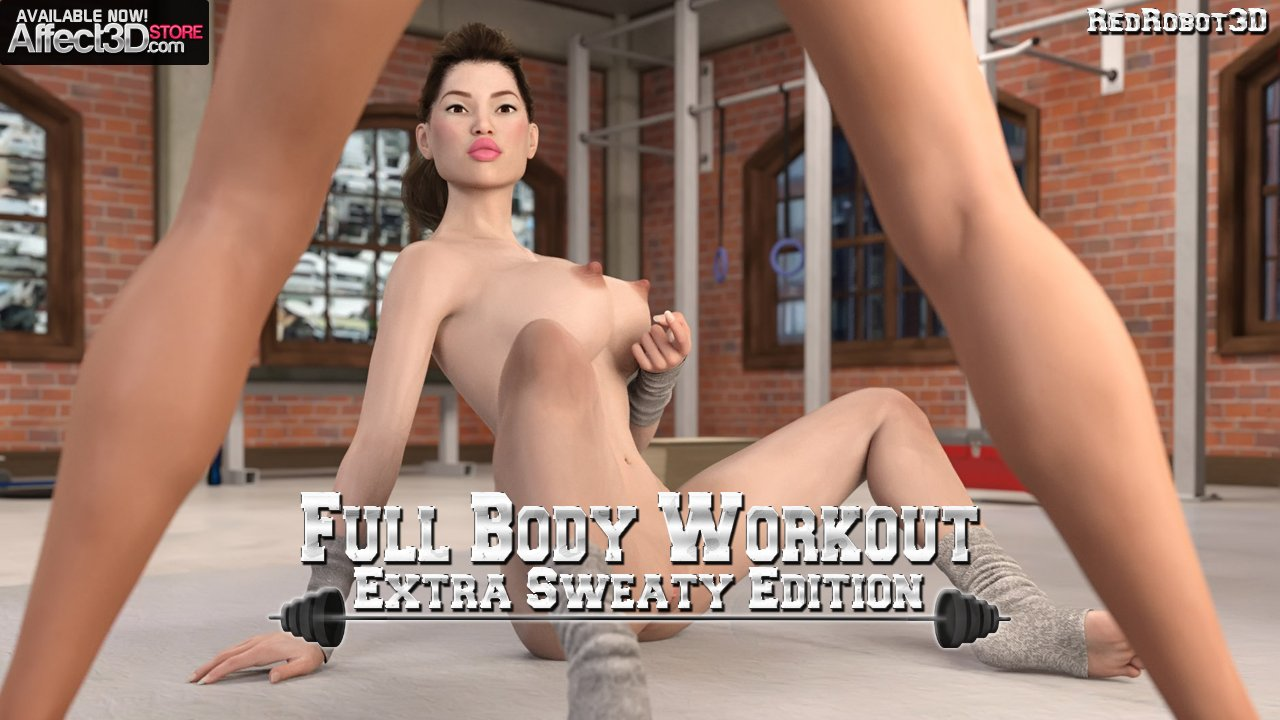 New Release! Full Body Workout: Extra Sweaty Edition!