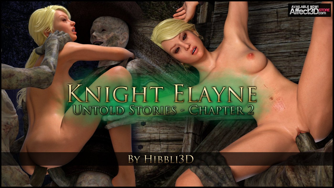 New Release! Knight Elayne: Untold Stories 2!
