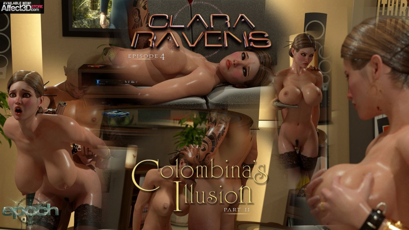 New Release! Clara Ravens Episode 4: Colombina's Illusion – Part II