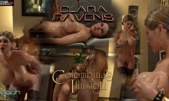 Clara Ravens in Colombinas Illusion part 2