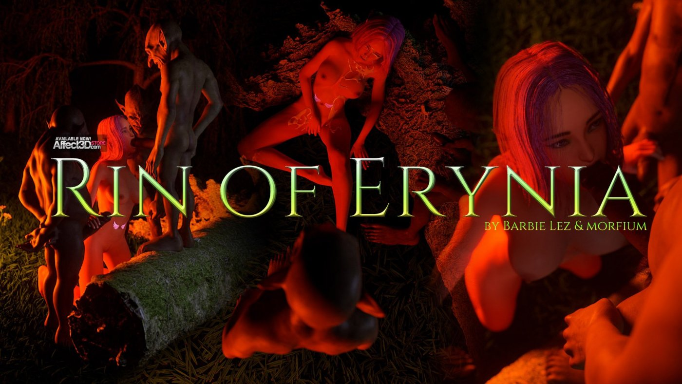 New Release! Rin of Erynia!