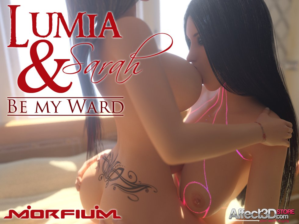 Lumia and Sarah: Be My Ward – Available Now!