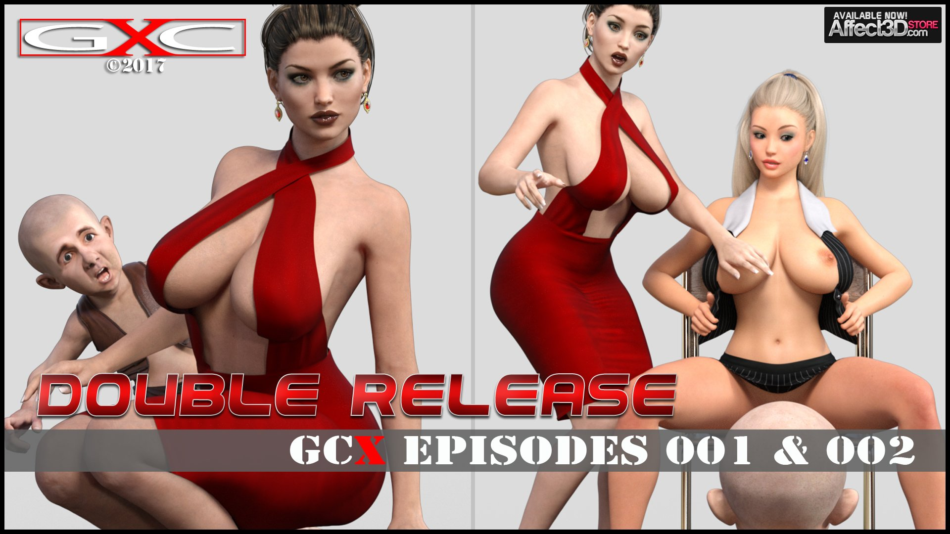 Double Release: GCX Episode 1 & 2!