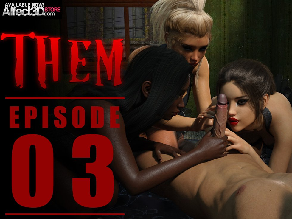 Deadly Sins episode 6 and THEM episode 3 from Gonzo