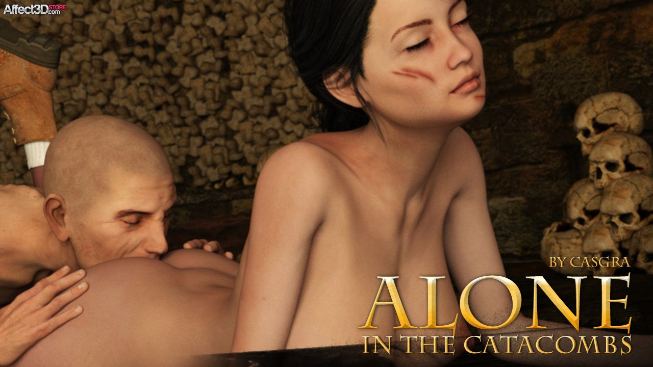 New Release! Alone in the Catacombs! With Bonus Release!