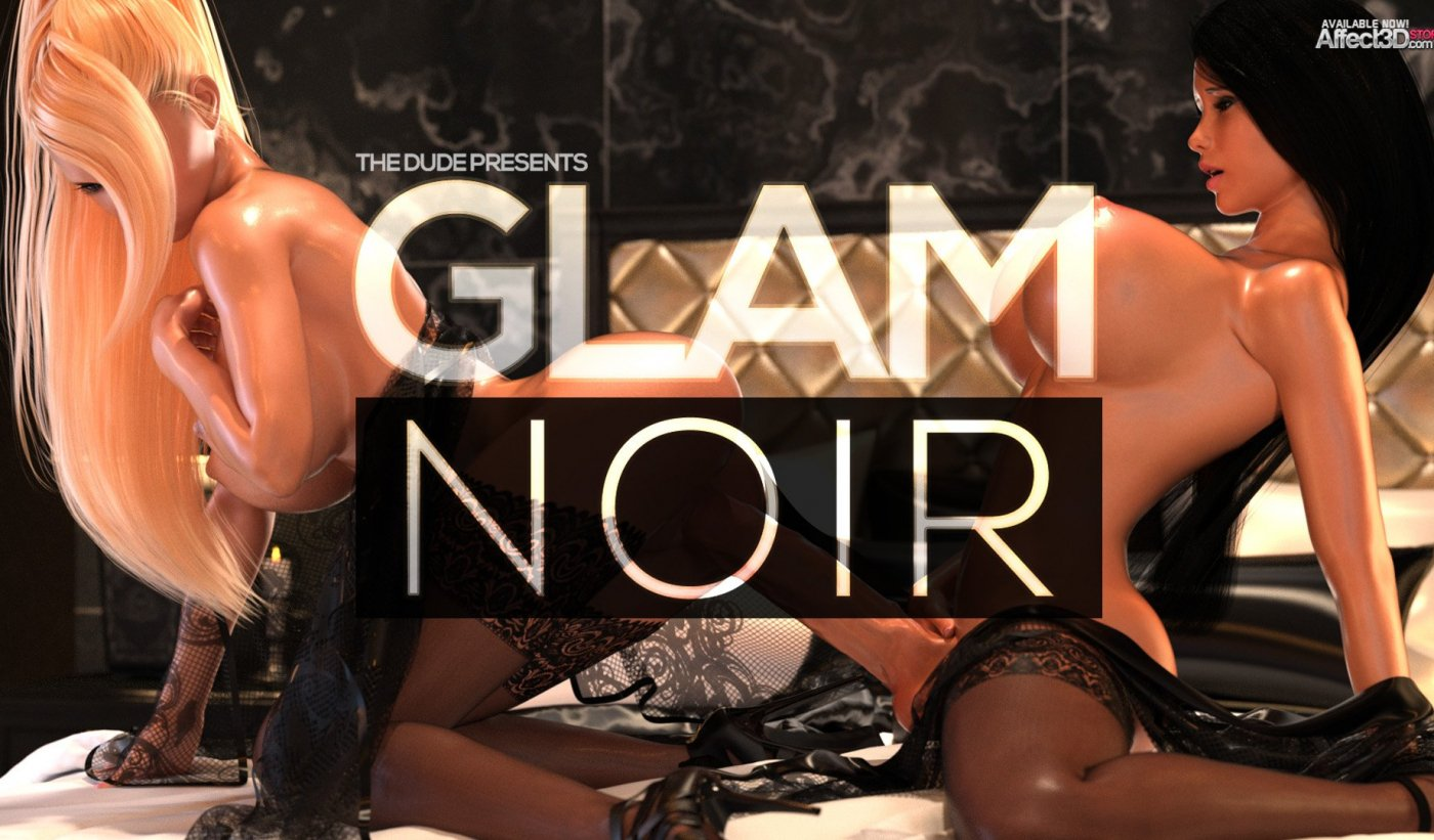 Glam Noir by TheDude3DX