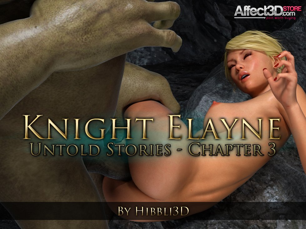 Elayne gets her ass fucked in Hibbli3D's Untold Stories Chapter 3