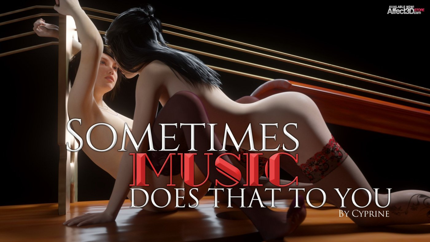 Witness the power of music in Cyprine's Sometimes Music Does That To You