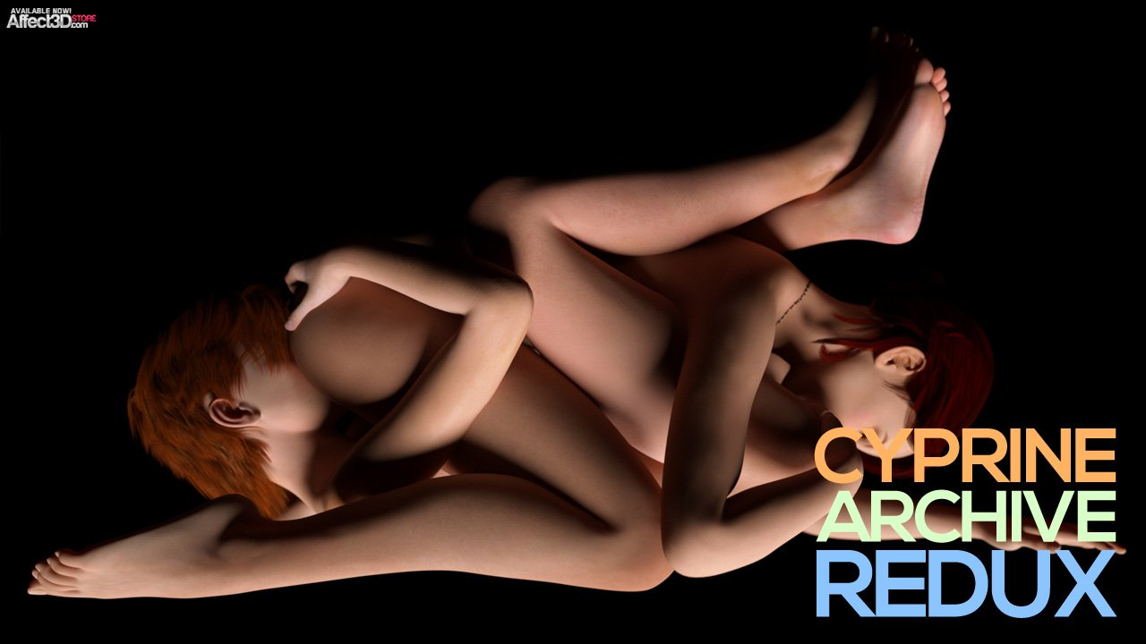 FREE Download! Cyprine's Archive Redux is a Cache of Erotic Art!